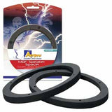 "AERPRO AP3181B 6x9"" BLACK MDF SPACERS (PAIR)"