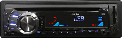 AXIS AX1505BT DVD MULTIMEDIA RECEIVER