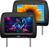 "AXIS AX1509 9"" TOUCHSCREEN HEADREST MONITOR & DVD"