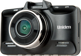 UNIDEN CAM755 FULL HD DVR with GPS + SPEED CAMERA ALERTS