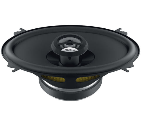 "HERTZ DCX460.3 4x6"" Co-Axial Speakers"