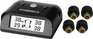 AXIS EK216J WIRELESS TYRE PRESSURE MONITOR + 4x EXTERNAL SENSORS