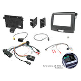 AERPRO FP9129K Install kit to suit Ford Ranger PX MkII - Black