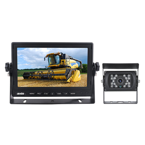 "AXIS JS7000K - HEAVY DUTY 7"" LED MONITOR with CCD CAMERA"