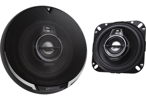 "KENWOOD KFC-PS1095 3-WAY 4"" SPEAKER"