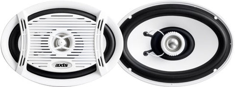 "AXIS MA6902 MARINE 6x9"" SPEAKERS"