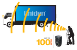UNIDEN MK800W WIRELESS UHF MICROPHONE