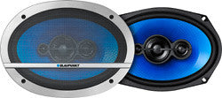 "BLAUPUNKT QL690 6x9"" 4 Way Speakers"