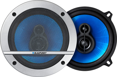 "BLAUPUNKT TL130 5.25"" 3 Way Co-Axial Speakers"
