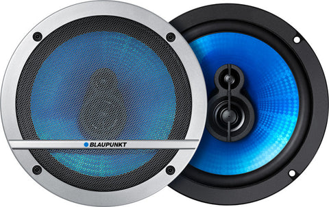 "BLAUPUNKT TL160 6"" 3 Way Co-Axial Speakers"