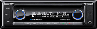 BLAUPUNKT TORONTO 440 CD RECEIVER with BLUETOOTH
