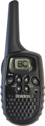 UNIDEN UH35 0.5 Watt Hand Held UHF CB RADIO