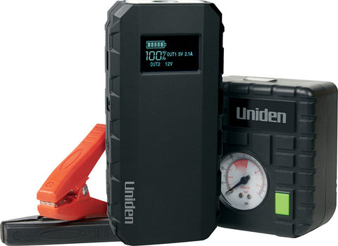 UNIDEN UPP120 Emergency Automotive Power Pack