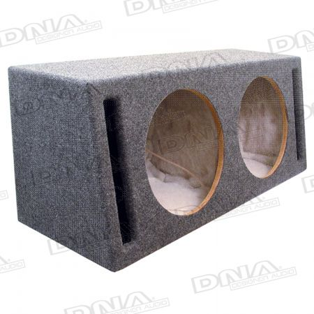 DNA Audio ASC512DSP Double 12 Inch Slot Port Sub-Woofer Enclosure