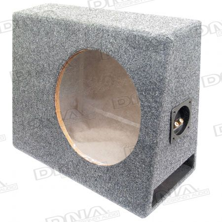 DNA Audio ASC512SLSP 12 Inch Slim-Line Slot Port Sub-Woofer Enclosure
