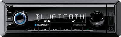 BLAUPUNKT BRISBANE 230 MECH-LESS RECEIVER with BLUETOOTH