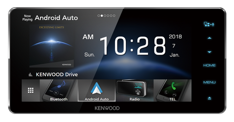 KENWOOD DDX918WS MULTIMEDIA SYSTEM (To suit late model Toyota & Subaru)