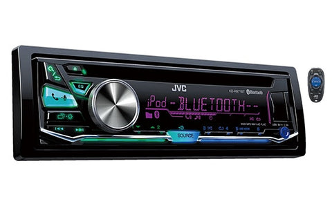 JVC KW-R971BT CD Receiver with Built-in Bluetooth