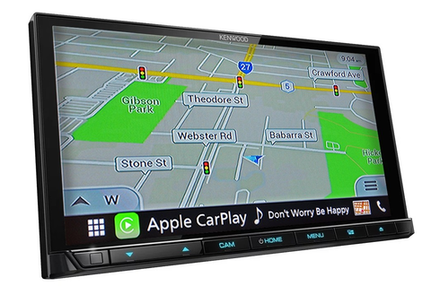 Advanced Ice NAV-KEN-S1 Add-on Optional Street Navigation for Kenwood DDX DMX Models
