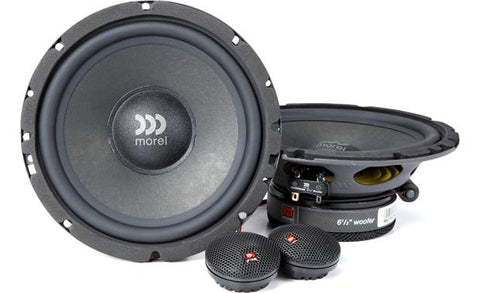 "MOREL Maximus 602v2 6.5"" 2-Way High-Efficiency Component Speakers"