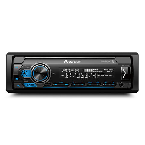 Pioneer MVH-S315BT Mechless In-Car Bluetooth
