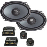 "MOREL Tempo Ultra 692 6x9"" 2-Way Premium Component Speakers"
