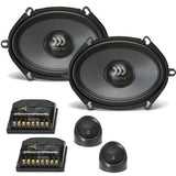 "MOREL Tempo Ultra 572 5x7"" 2-Way Premium Component Speakers"