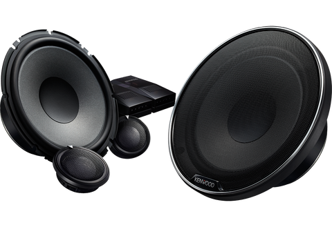 "KENWOOD XR-1800P ""X-SERIES"" 180mm COMPONENT SPEAKERS"