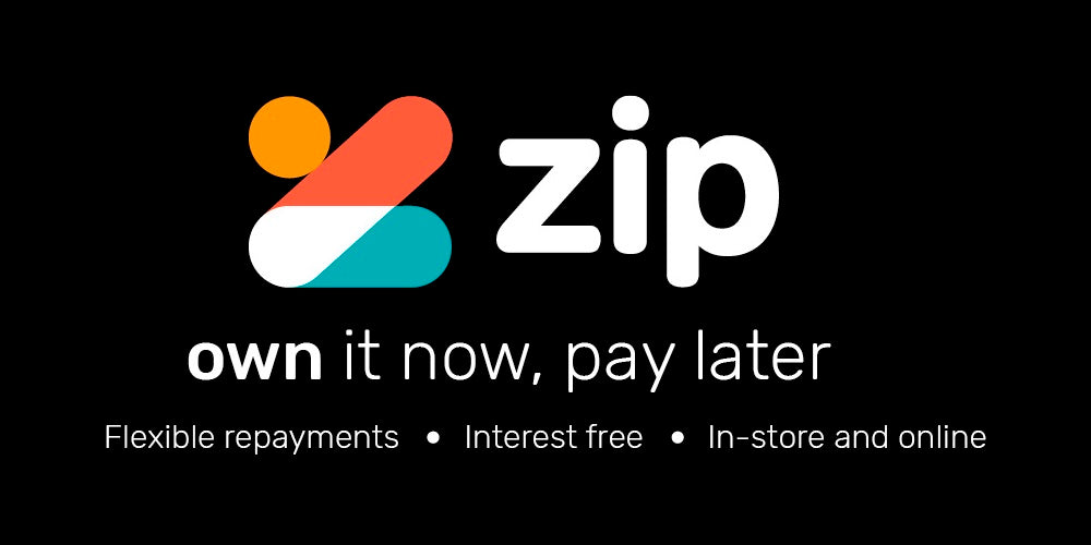 ZipPay Now Available