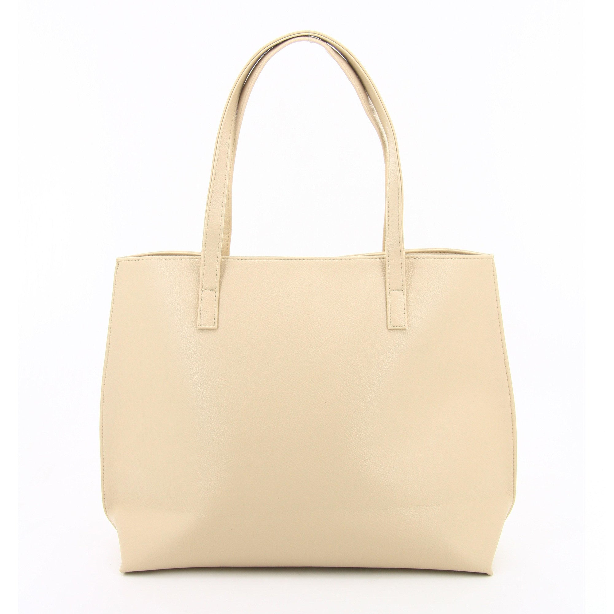 C17FE744CR 2-IN-1 TOTE BAG AND SLING (Cream)