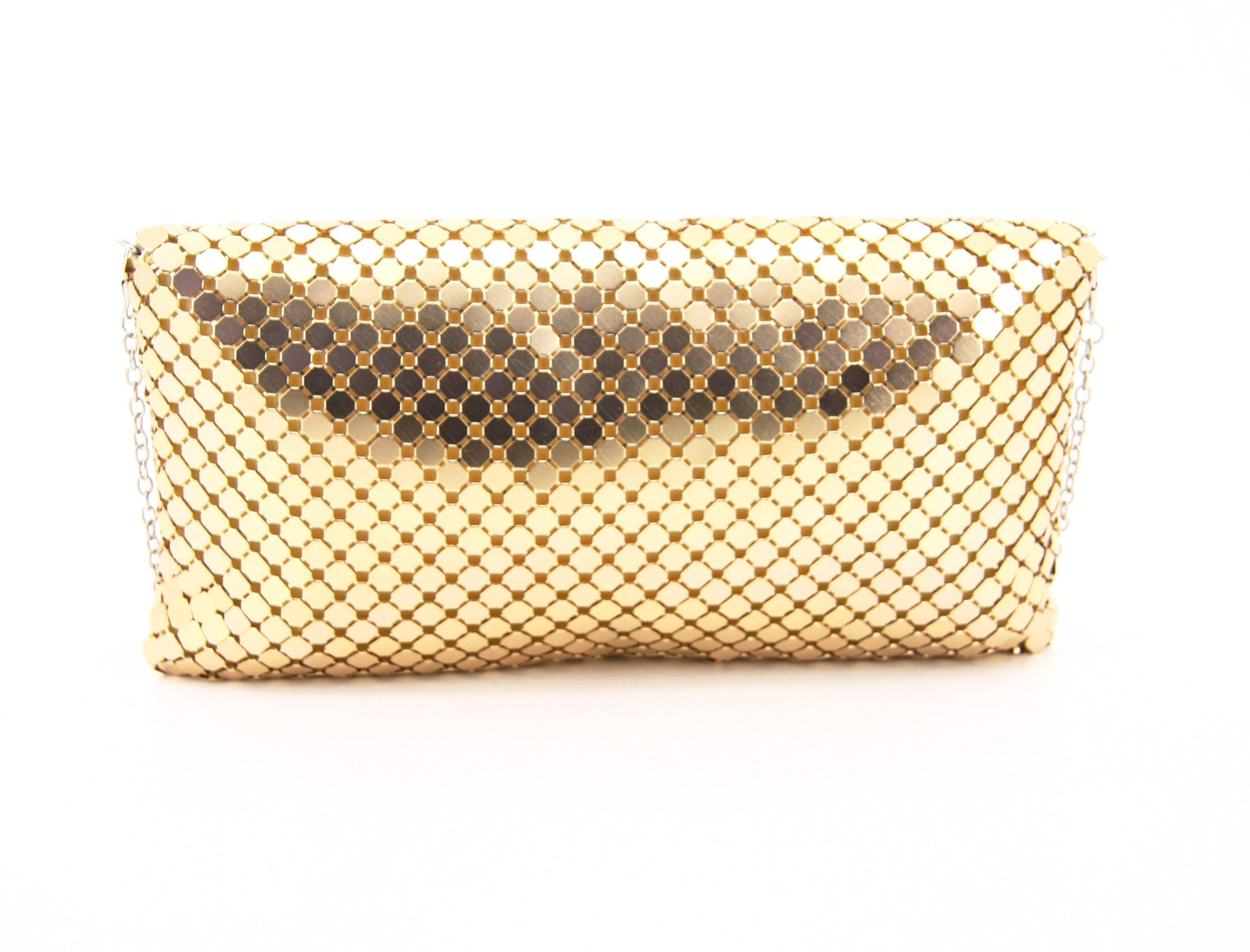 C16MR688GO Glitzy Basic Bag (Gold)