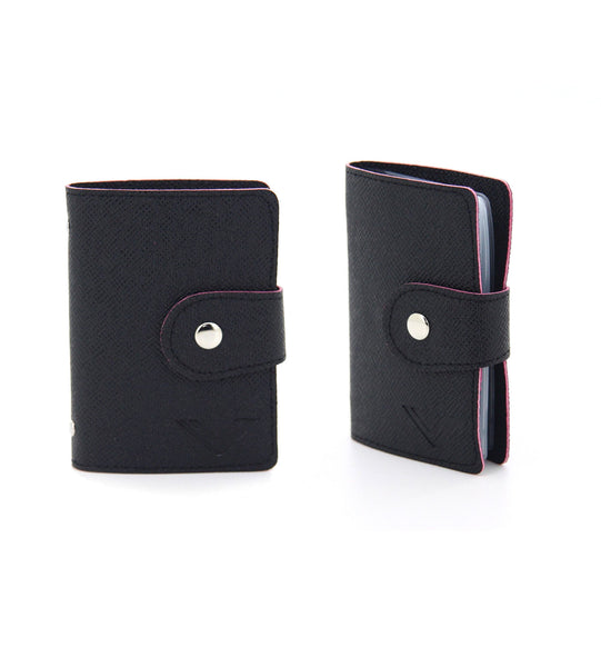 C14SP518BKx2 Cardholder Pair (Black)