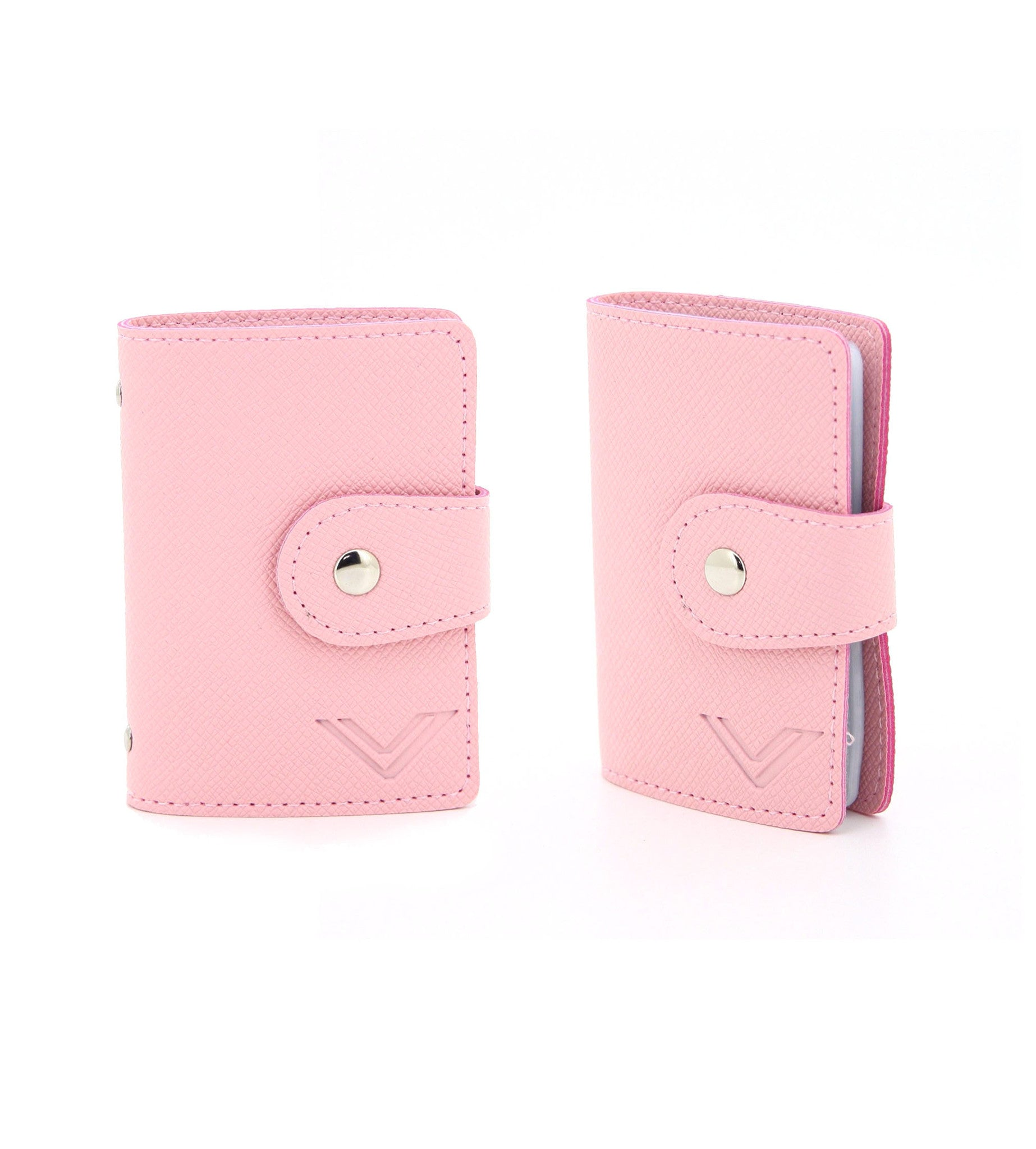 C14SP518BPx2 Cardholder Pair (Baby Pink)