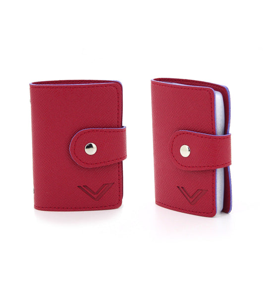 C14SP518REx2 Cardholder Pair (Red)