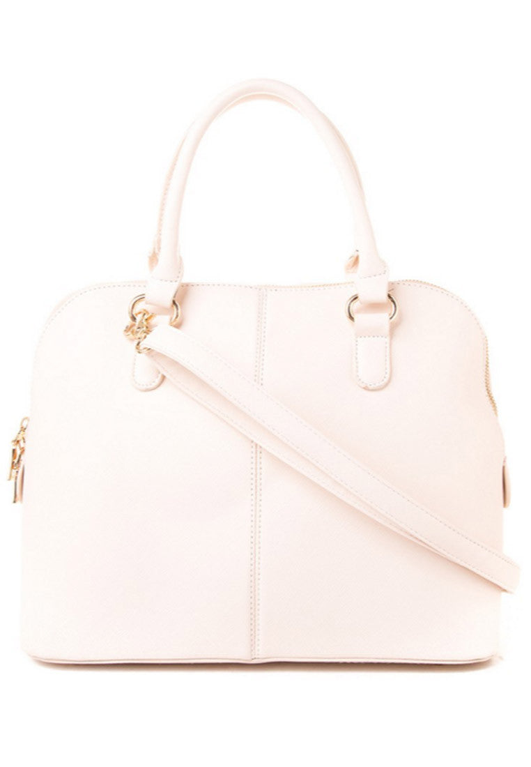 C15AU638WH Amore Dome Satchel (White)