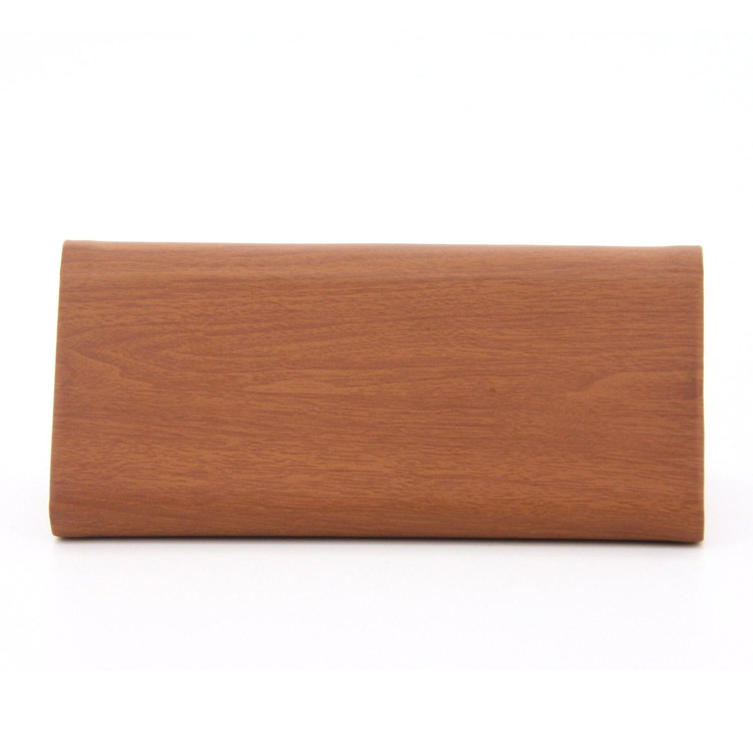 C16MR669BR Collapsible Eyeglass Case (Brown)