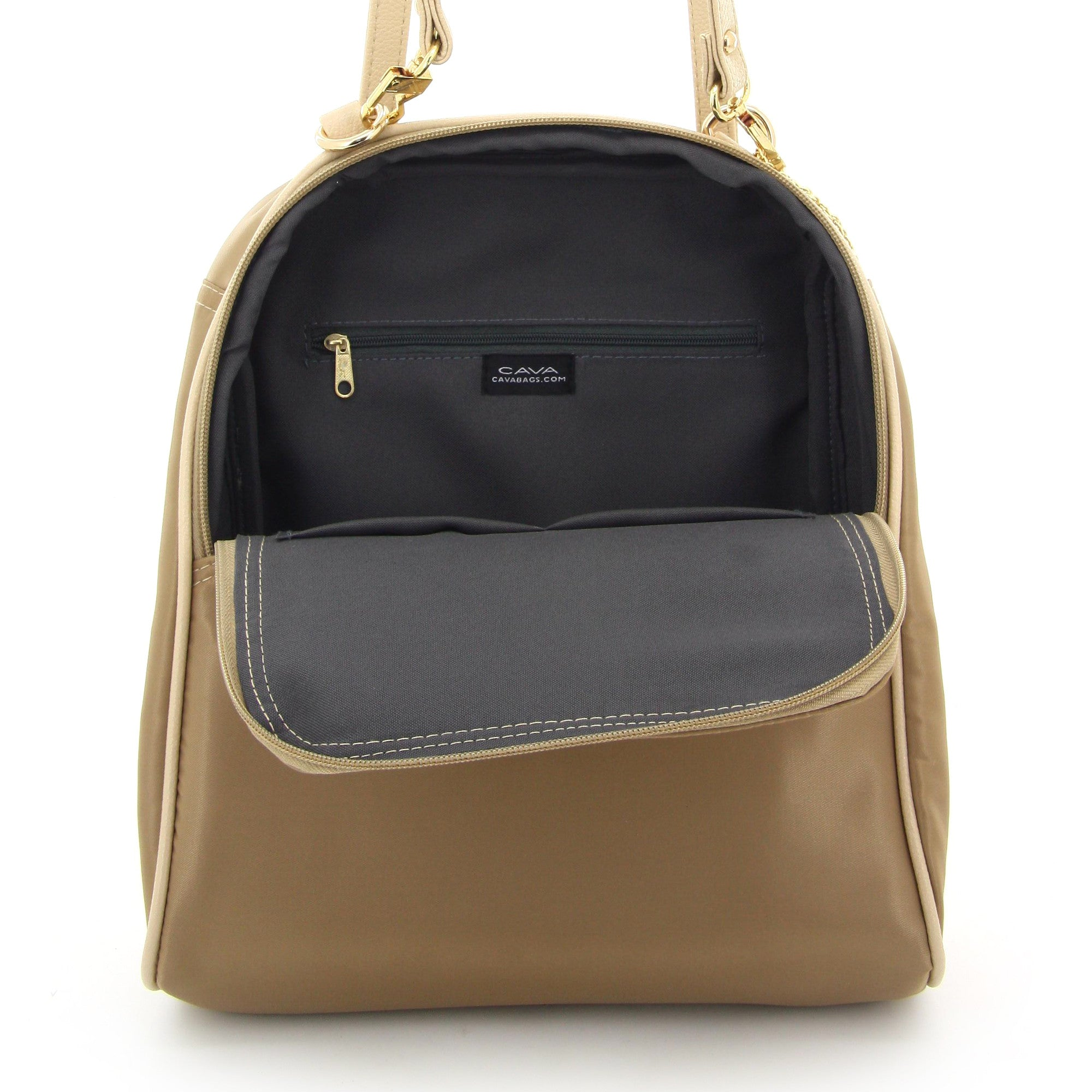 C16DC734BE Luxe Wo Backpack Shoulder Bag 2.0 (Beige)