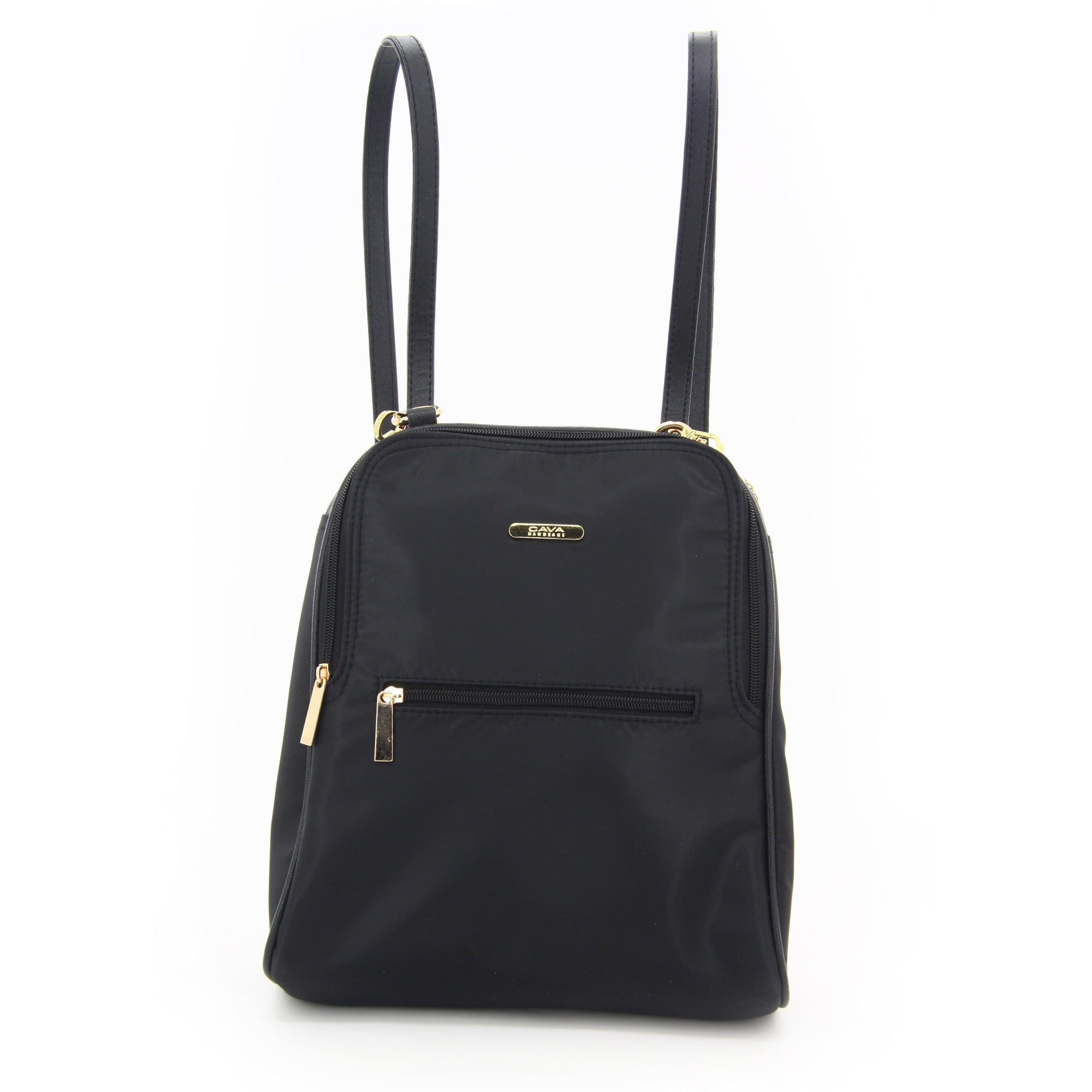 C16DC734BK Luxe Wo Backpack Shoulder Bag 2.0 (Black)
