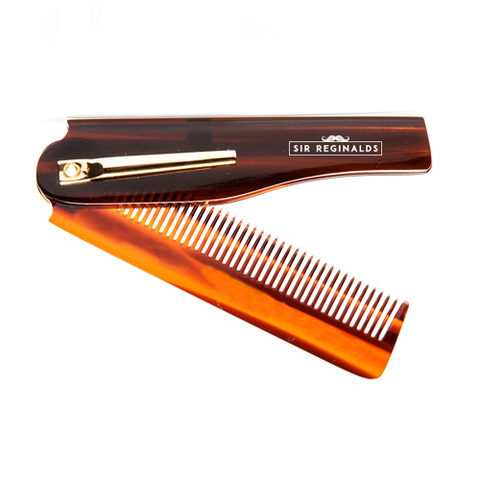 Moustache and Beard Comb by  Sir Reginalds