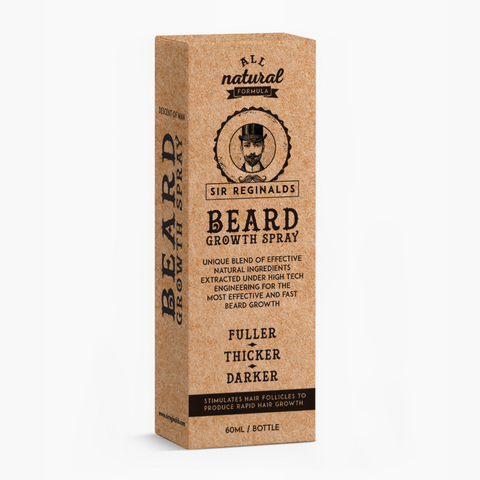 Sir Reginalds Beard Growth Spray