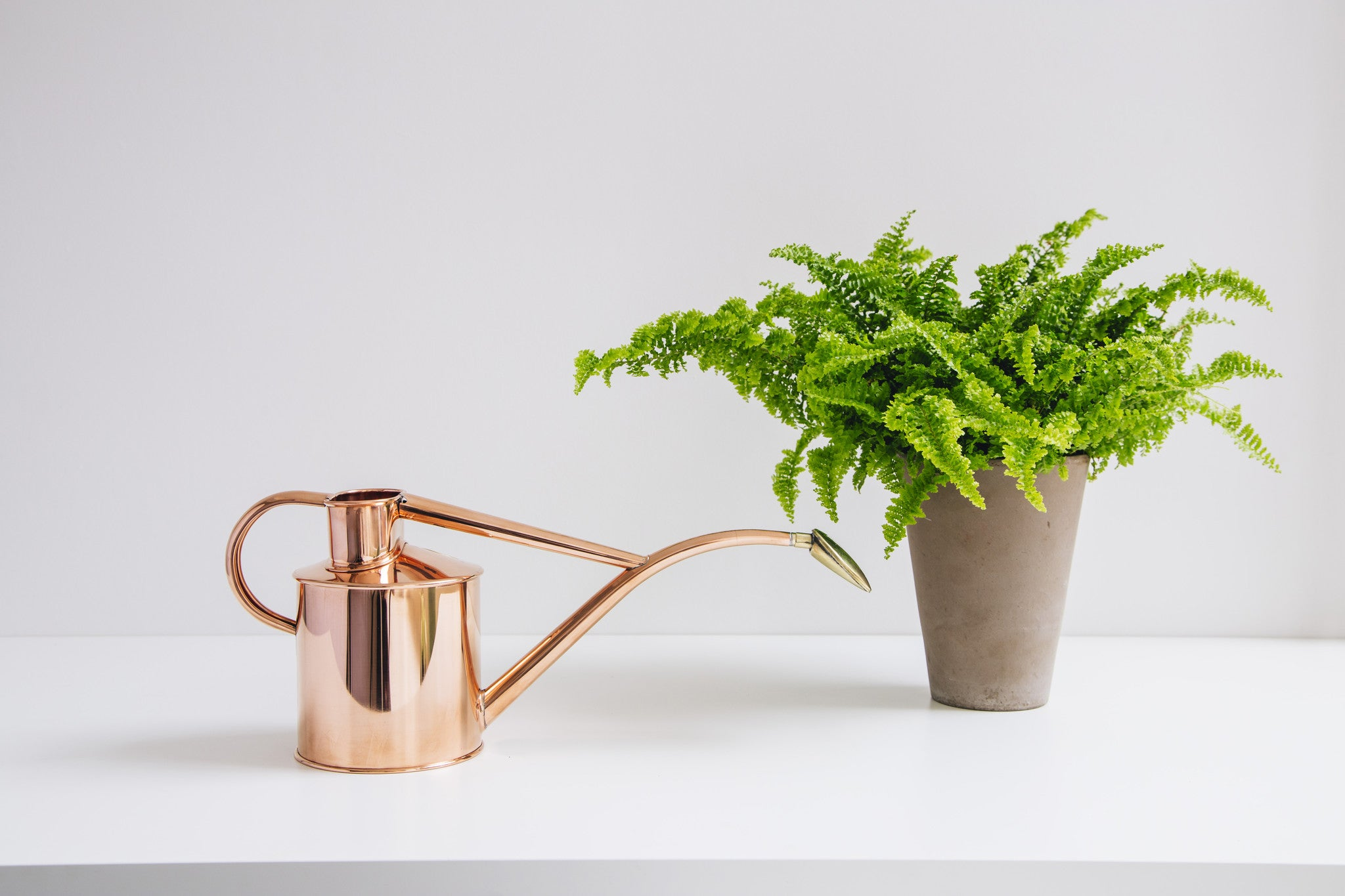 Haws Indoor Copper Watering Can - How its made