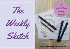 the weekly sketch