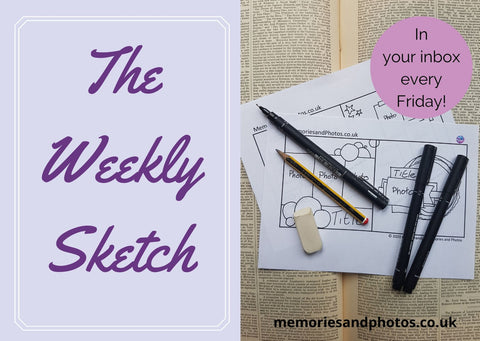 The weekly sketch link