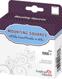 1000 photo mounting squares by 3L. ISO 18930 certified photo safe