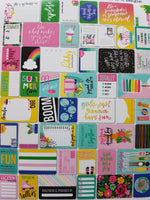 Rosies Studio Journalling Cards (project life style) - Soul and Shine - Memories and Photos