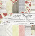 "12"" x 12"" paper pack - Always Together - Memories and Photos"