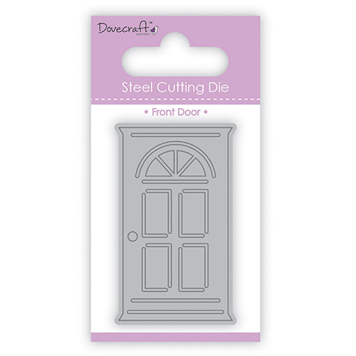 First Edition steel die - Front Door