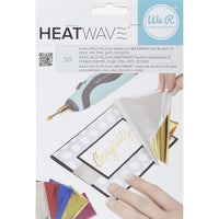 We R Memory Keepers. Replacement Heatwave foil pack - Memories and Photos