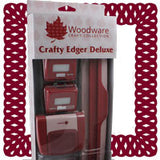Crafty Edger Deluxe. Border and Corner punch system. Starter Set - Memories and Photos