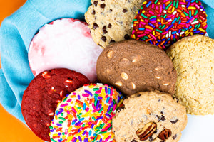 Event Large Size Cookies Package (100 Cookies)